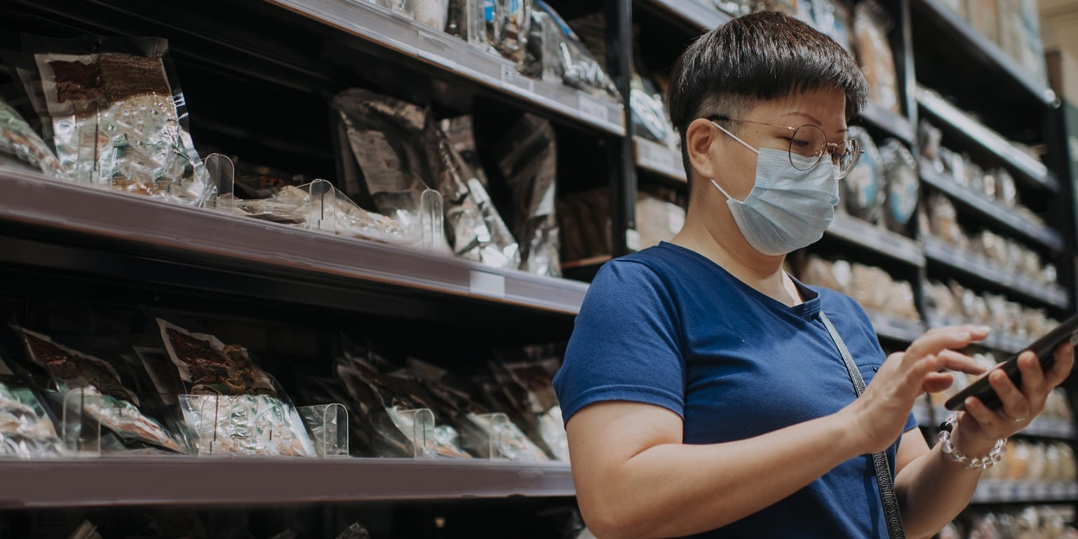 VIRUS AFTERMATH: eliminating human error in the supply chain